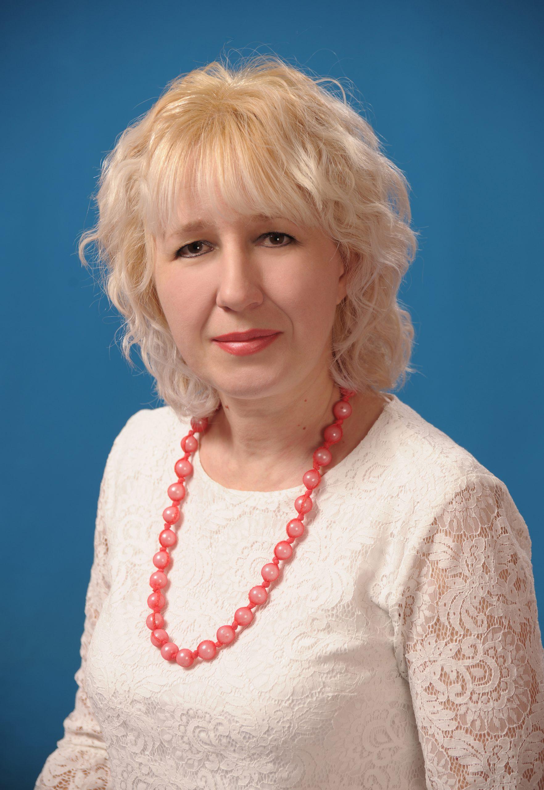 Гапонова Галина Николаевна